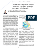 New Approach Prediction of Compression Strength of Normal and Porcelanite Aggregate Lightweight Concrete by Non-Destructive Test, AUB Conference, 2015.pdf