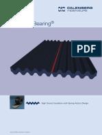 2.CALENBERG Vibration Insulation Bearings Bi-trapez Bearing En