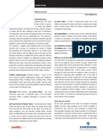 Fundamentals of Orifice Measurement Techwpaper