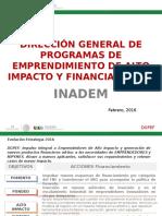DG Programas de Emprendedores y Financiamiento.pptx