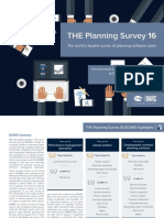 BOARD in the Planning Survey 16 1