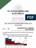 PANEL III PONENCIA DR. ALEJANDRO HERNÁNDEZ ALBA SENER 30 MAYO 2016