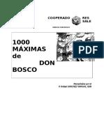 1000 Máximas de Don Bosco.doc