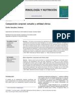 Composición corporal- estudio y utilidad clínica