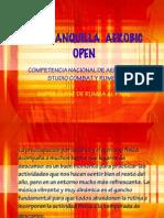 a Aerobic Open