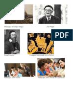 Pedagogía Del Origen Antiguo Jean Piaget