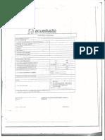 formulario acreedores