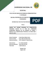 Informe Final Practicas Pre-p. Mari