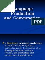 Language Production.7