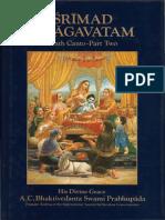 Srimad-Bhagavatam Tenth Canto Volume 2