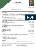 gonzalez medical school resume