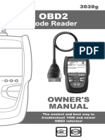 innova 3030 code reader manual