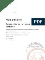 07MPF GUIA Fundamentos de La Terapia Cognitivo Conductual