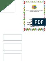 Booklet Takwim Ubk 2017