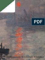 Impressionism A Centenary Exhibition.pdf