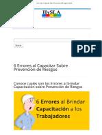 6 Errores al Capacitar Sobre Prevención de Riesgos _ HySLA.pdf
