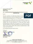 Closure / Discontinuation of GSM Business Operations of the Company [Company Update]