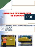 Guardas de Seguridad en Maquinaria