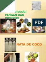 Mikrobiologi Pangan Dan Industri2013