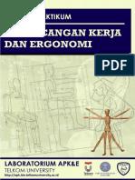 Modul Praktikum Perancangan Kerja Dan Ergonomi 2014