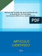 Articulo Apa
