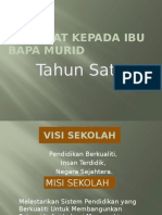 Pendaftaran Tahun Satu 2016