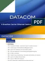 Abertura 4 Autonomia Brasileira Em Roteamento de Redes DataCom