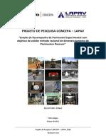 Evaluacion de Pavimentos Brasil