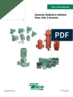 Pumps, Tanks, & Accessories