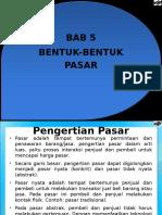 pengertian PASAR.ppt