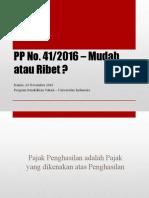 Kajian PP 41 Tahun 2016.pptx