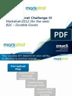 The Markstrat Challenge III Slides