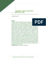 2.- Formacion Humana y Conflicto Identitario en La Diversidad Cultural