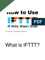 Eileen_Luna_How to Use IFTTT.pdf