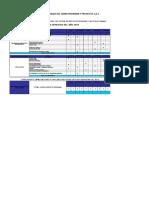 Cronograma de Capacitacion y Dibulgacion SG - SST - CERGAS