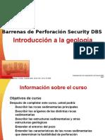 Barrenas Security Basado en Geologia