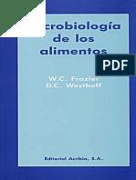 Microbiologia de Los Alimentos - Frazier