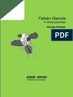 Fabian Gianola y Otros Poemas -Versión Celular