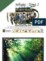 Tema 2 Agrostología - Conceptos Básicos