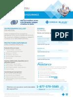 Assurance Croix Bleue 2017