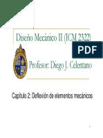 02 Deflexión de Elementos Mecánicos