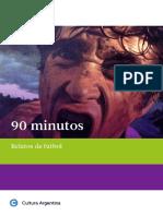 90 Minutos. Relatos de Fútbol