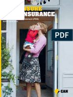 Comminsure Home Insurance Pds