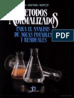 Estandar Metodos Español 1