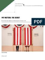 Pot Matters_ the Secret – High Times