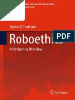 Roboethics a Navigating Overview - Spyros