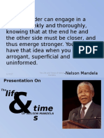 Leadership Nelson Mandela