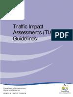 TIA Guidelines Tasmania