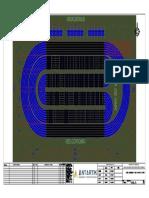 Velodromo y Pista de Bmx Planta-A3-Plano 1