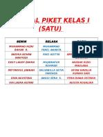 JADWAL PIKET KELAS I , II & III.docx